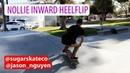 Sugar Skate Co Nollie Inward Heelflip by Jason Nguyen 🔥🔥🔥