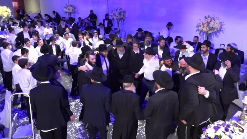 Shlomo Nizin on bar mitzvah in Kfar Chabad