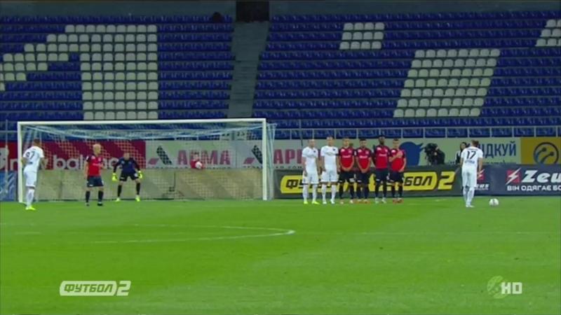 Перехитрити всіх. Вакуленко забив оригінальний гол в ворота Арсеналу-Київ