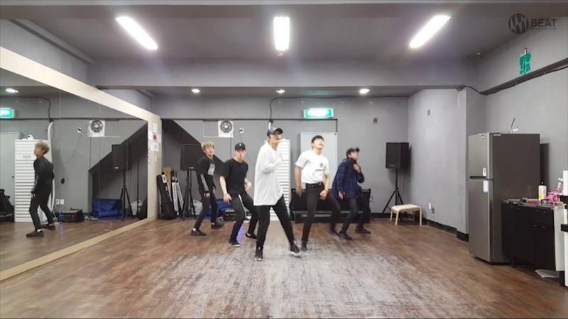 방탄소년단(BTS) - Not Today Dance practice 3일차 (by. A.C.E 에이스)