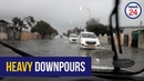 WATCH Blocked stormwater drains turn Cape Town streets into rivers