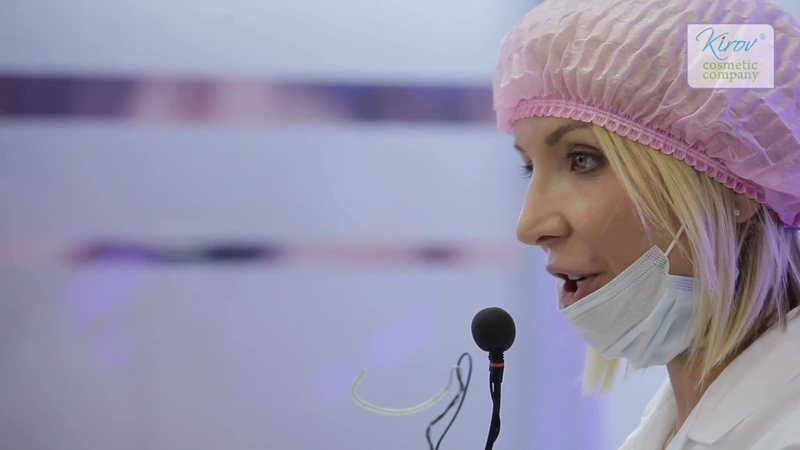 Dr.Kirov-cosmetic на выставке Интершарм