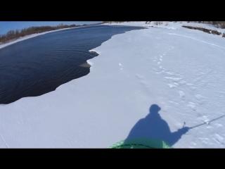 Зимний спиннинг в окрестностях Тюмени