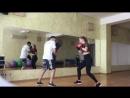 Персональное занятие тренера Александра Зайцева