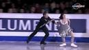 Nathalie Pechalat - Fabian Bourzat (FRA) / Ex / 2012 ISU European Champs (1080p)