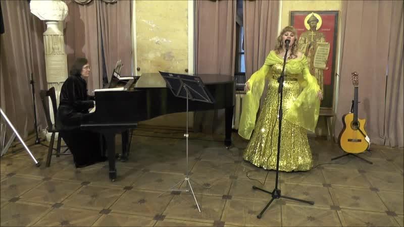 Жажду свиданья Музыка и слова Николая Зубова