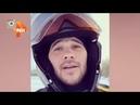Певец Эмин и его друзья провалились под лед, катаясь на снегоходах в Москве