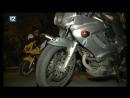 Полицейские провели рейд среди мотоциклистов