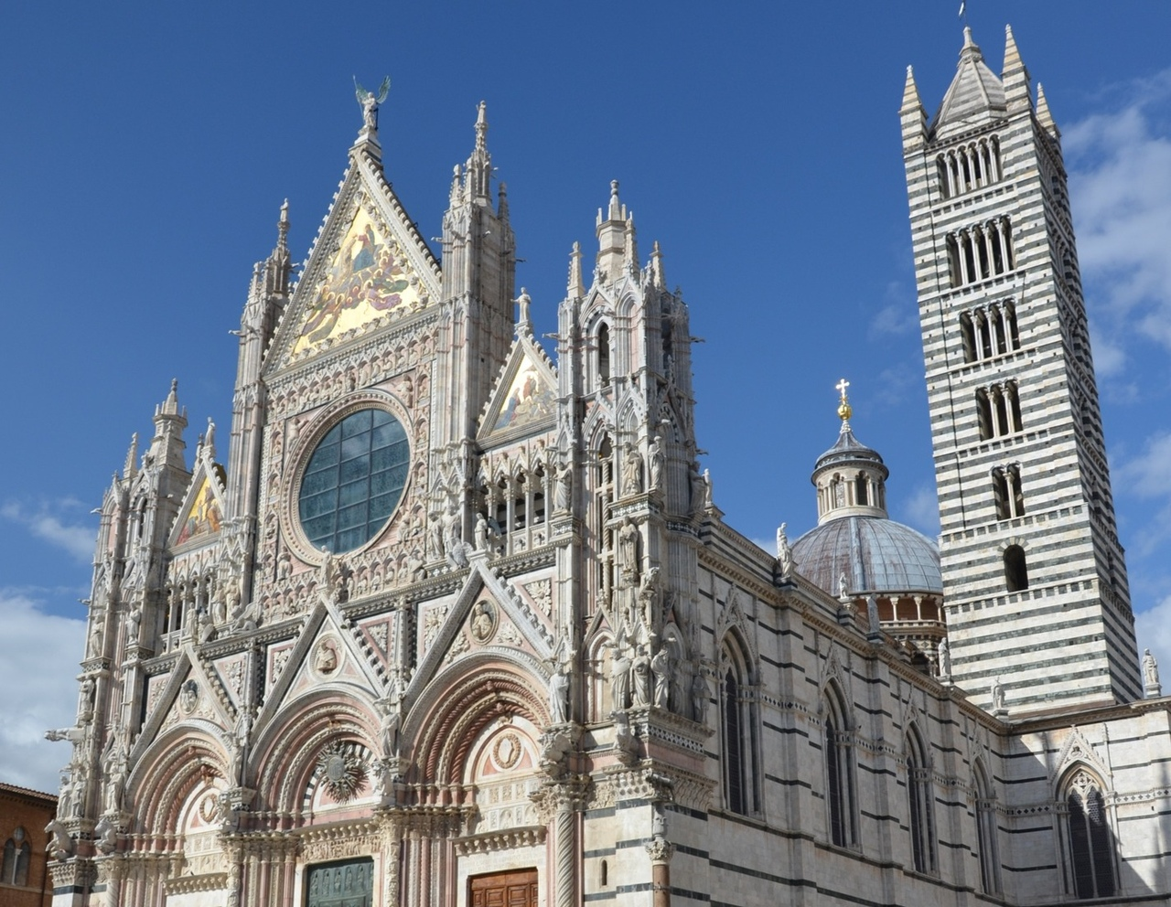 alnu8IU4uwQ Сиена. Собор Санта-Мария-Ассунта (Duomo, Cathedral Santa Maria Assunta)