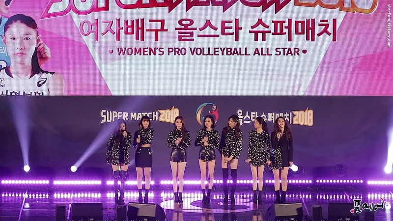 CLC(씨엘씨)-Fullcam Nocut 한국-태국 문화교류콘서트 직캠(fancam) by 포에버