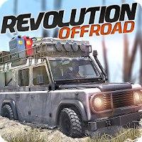 Revolution Offroad : Spin Simulation [Мод: много денег]