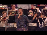 Rachel Platten - Stand By You, Better Place &amp Fight Song (2018 Boston Pops Fireworks Spectacular)