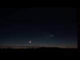 Запуск ракеты-носителя Союз-2-1Б со спутником Глонасс-М. Оренбург