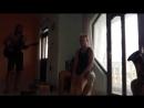 Goa arambol ethno-jazz jam. 7_8 improvisation