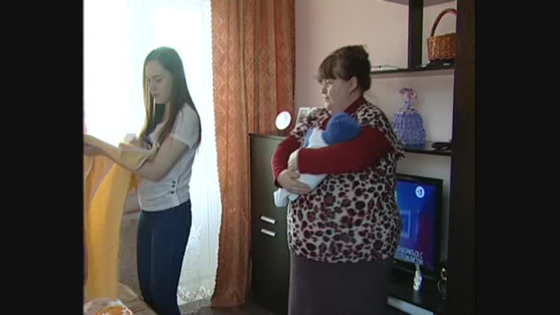 Миасские новорожденные тоже получают подарки