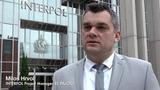 Milos Hrvol, INTERPOL Project Manager, EL PAcCTO