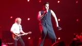 Q ueen + Adam Lambert - A nother One B ites The Dust - P ark Theater - Las Vegas - 9.7.18