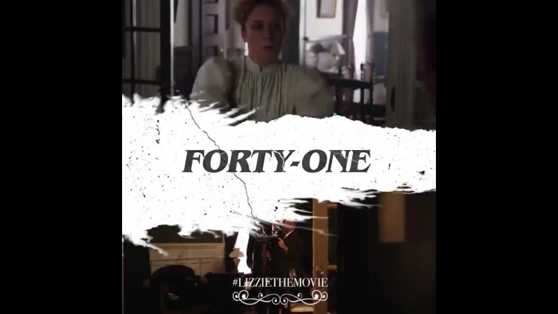 Lizzie - Lizzie Borden took an axe, And gave her mother forty whacks. When she saw what she had done