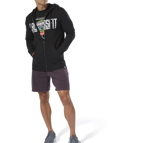 Худи Reebok CrossFit® Zip