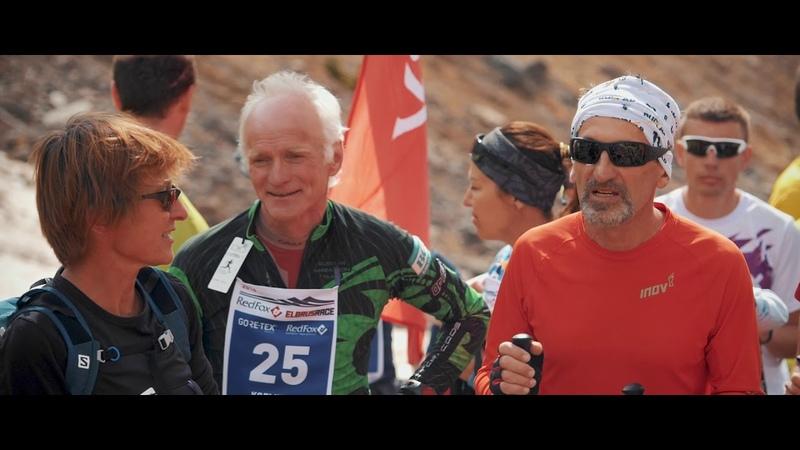 Elbrus Race видео от Богдана Булычева
