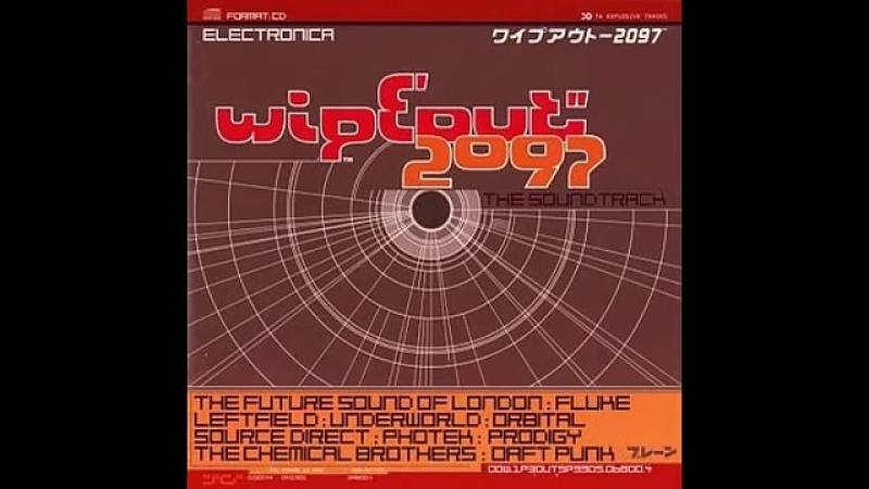 ELectronicA Soundtracks - Wipeout Project.2097 (Bonzai L.t.d.Records.1997)