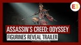 Assassin's Creed Odyssey - Figurines Trailer - Collectors Editions &amp Ubicollectibles