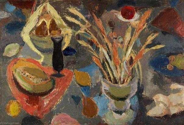 Уильям Джордж Гиллис, William George Gillies (1898–1973) известный шотландский художникhttps://vk.com/album-61546782_240873372