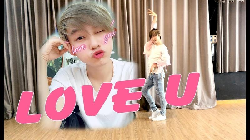청하 (CHUNG HA) - Love U (Dance Cover by Bin Ga from Vietnam)