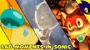 Грустные и Печальные моменты в играх Sonic the Hedgehog Sad Moments in Sonic Games