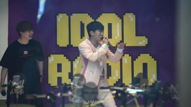[FANCAM] 07.07.2018: Ынкван и Сончжэ - Beep Beep @ MBC 'Idol Radio'