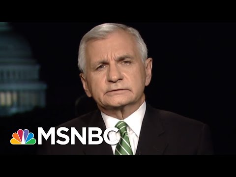 Sen. Reed Donald Trump Is Doing Vladimir Putins Work With NATO Attacks | The Last Word | MSNBC