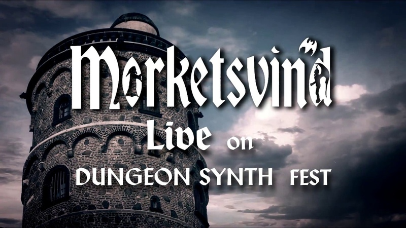 MORKETSVIND Live Video on Dungeon Synth FEST 10.11.2018