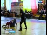 В столице Чувашии на соревнованиях по женской борьбе состязались 300 участниц (1)