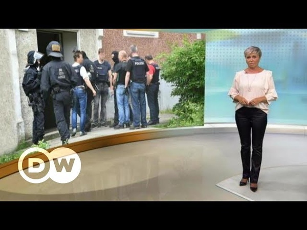 Чеченцы в Германии драка с афганцами и обращение к президенту - DW Новости (06.07.2018)