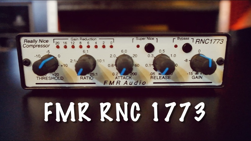 FMR RNC 1773 Review: Drums, Bass, Guitar, Vocals Full Mix