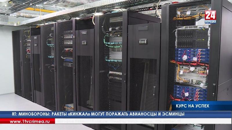 Н. Никифоров: «Благодаря новому оборудованию, современным технологиям и единой системе управления три мультиплекса будут работат