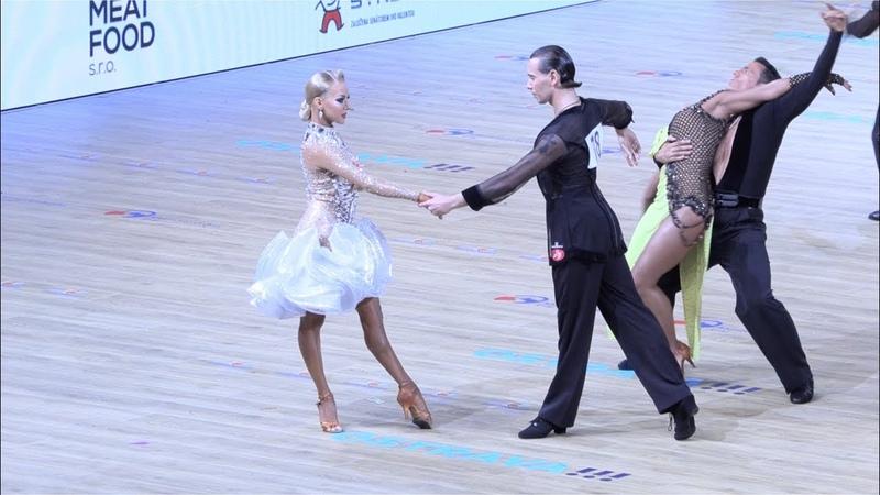 Armen Tsaturyan - Svetlana Gudyno RUS, Rumba | WDSF World Championship Latin