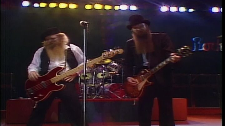 ZZ Top Beer Drinkers And Hell Raisers 1973 Live At Rockpalast 1980
