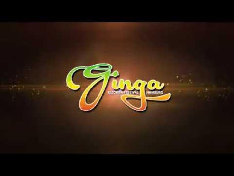 Kizomba Demo at Ginga Festival, Eddy Vents and Anusha