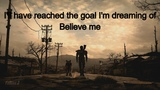 The Ink Spots - I Don't Want to Set the World on Fire (Fallout 3, lyric video) HD HQ