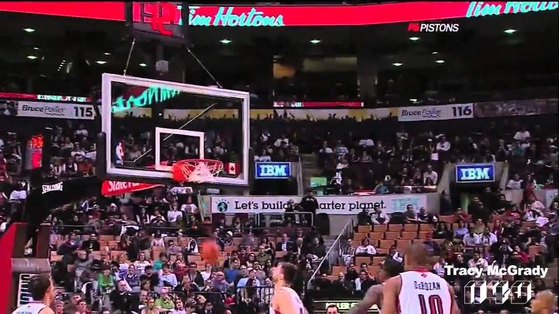 (HD) Tracy McGrady Detroit Pistons Mixtape