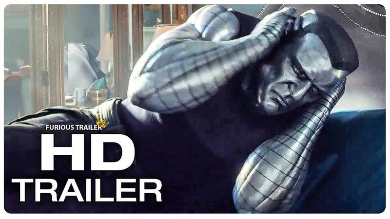 DEADPOOL 2 Wade Annoys Colossus Trailer (2018) Superhero Movie Trailer HD