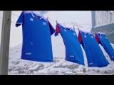Крутая презентация новой формы сборной Исландии по футболу! Ух! Ух! Ух!