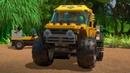 Набор LEGO CITY 60159: Миссия Исследование джунглей
