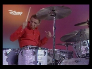 Buddy Rich (The Muppet Show) 1980