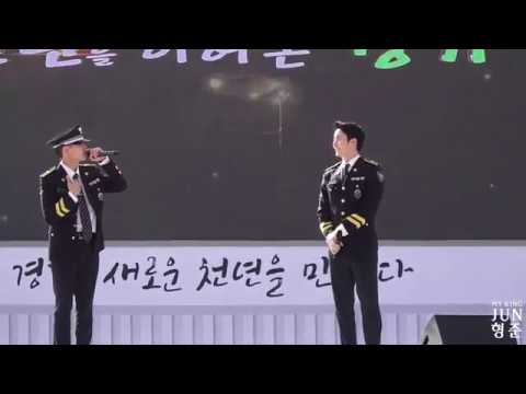 181018 김형준 KimHyungJun 경기남부경찰홍보단 멘트 경기도민의날
