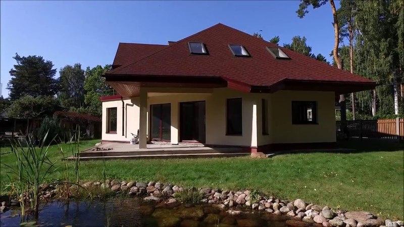 Купить дом в Юрмале, пешая доступность до моря, ВНЖ в Латвии.