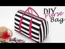 DIY PURSE BAG Zipper Cute Summer Striped HandBag Just In Hour