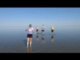 мое путешествие на самое большое в Европе озеро Эльтон