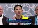 Denis Ten Olympic Games 2014 FS